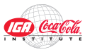 IGA Coca Cola Institute Logo
