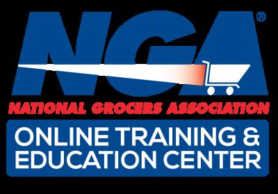 Partnership with National Grocers Association (NGA) logo