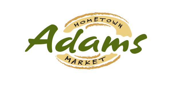 Adams Supermarket Logo