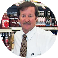 Brian Harris, Speaker at International Supermarket Management Class