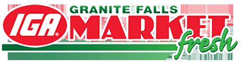 Granite Falls IGA Logo